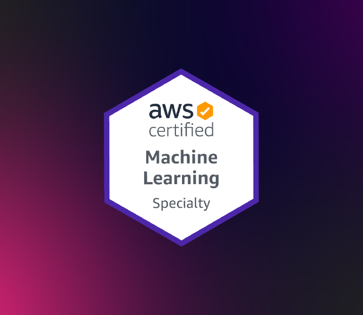 AWS Machine Learning Specialty: How I got certified in ten days as a Devops Engineer